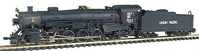 Union Pacific USRA 4-8-2 Light Mountain Steam Locomotive Cab #7012 N-Scale