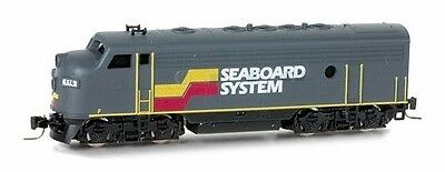 Seaboard Systems F7A Powered Locomotive Micro-Trains MTL# 980 01 320 Z-Scale NEW
