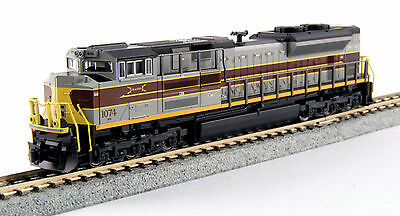 Lackawanna EMD SD70ACe Diesel Locomotive NS Heritage Kato 176-8503 #1074 N-Scale