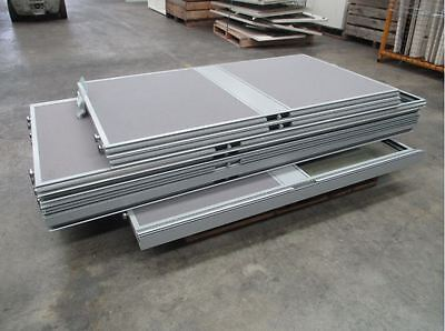 Assorted Partition Walling / Room Divider
