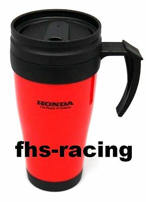 original HONDA , Thermo Becher Trinkbecher Tasse Cup Isolierbecher Kaffee Pott!!
