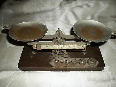 Eastman Kodak Studio Photographic Scale w/Weights Rochester, NY