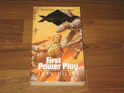 First Power Play Buck Rogers the Inner Planets Trilogy, Vol 1 TSR SC