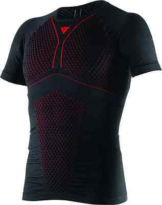 T-shirt intimo Dainese D-Core Thermo nero rosso