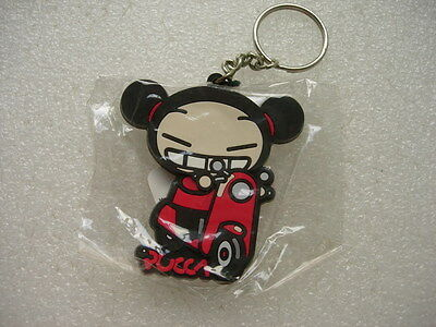 RB38 Pucca Club Rubber Keychain PUCCA KEY CHAIN Collectibles/Rare