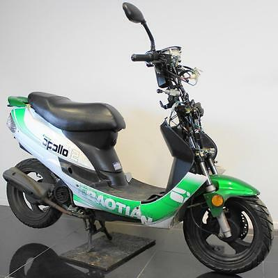 2015 65 Baotian Bt 49 Qt-9R Apollo 12 50 Moped/scooter/trade Sale/project Cat C