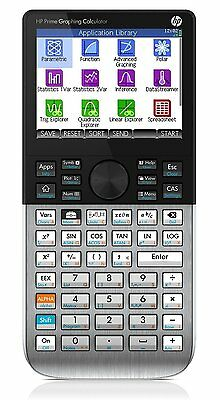 HP Prime Color Touchscreen Graphing Calculator HP-PRIME G8X92AA