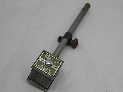 gem model 500 magnetic base with rod and camp