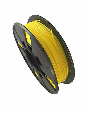 YELLOW  PLA Filament 200g 1.75mm for 3D printers, Creative 3D Sydney Stock
