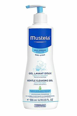 Mustela Dermo - Cleansing Gel 500ml (Gentle Cleansing) - FREE NEXT DAY DELIVERY