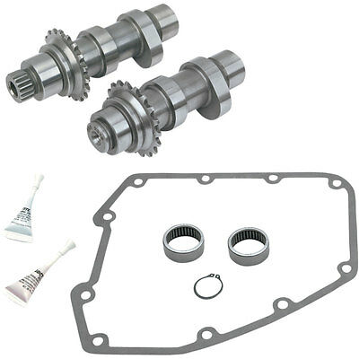 S&S Cycle 551C Grind Chain Drive Cam Kit for 2007-2016 Harley Twin Cam