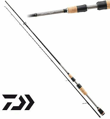 Daiwa Silver Creek Ultra Light Spin, 3-14g, 2 tlg, Spinnrute
