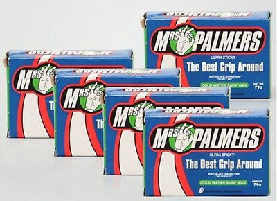 Mrs. Palmers Wax - Cold, pack of 5