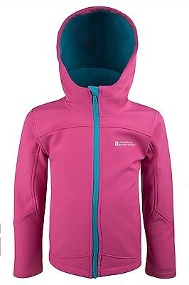 Mountain Warehouse Softshell Exodus per bambini