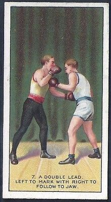Carreras-The Science Of Boxing Series (Black Cat Back)-#07- Quality Card!!!