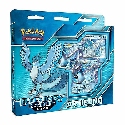 Pokemon Legendary Battle Deck - Articuno EX - Trading Card Game