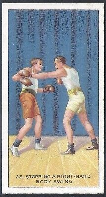 Carreras-The Science Of Boxing Series (Black Cat Back)-#23- Quality Card!!!