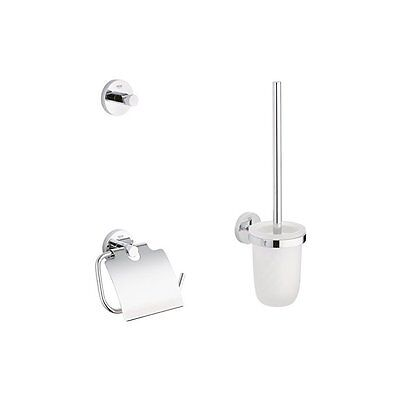 Grohe Essentials WC-Set 3 in 1 ( 4005176328350, 40407001 )