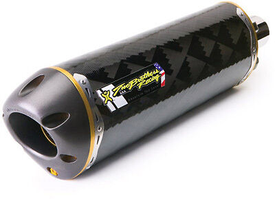 Two Brothers Carbon Fiber M-2 V.A.L.E. Full System Exhaust 005-2470107V