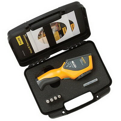 Fluke Vt02 Visual Ir Infrared Thermometer Tempereture Meter Tester Brand New