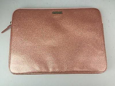 "Kate Spade New York - Laptop Case Sleeve for 13"" Apple® MacBook® Rose Gold NEW"