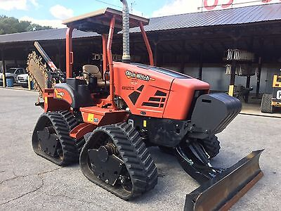 2015 Ditch Witch RT80Quad Trencher