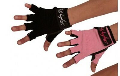 Pink MIGHTY GRIP GLOVES - SMALL TACK FOR POLE DANCING