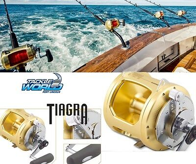 Shimano Tiagra Game Reels - Tackle World Port Lincoln - Brand New in box