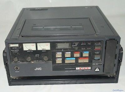 JVC Professional Video Tape Recorder CR-4900U U-matic