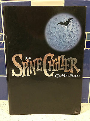 The Spinechiller Collection Magazines Vintage 1-17 With Collector Folder