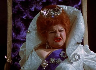Edith Massey Miss December Refrigerator Magnet Iconic Star of many John Waters classic films 1 of 7 Collect Them All!