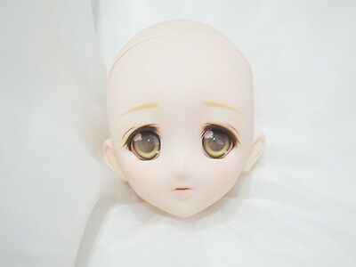 NEW Volks Dollfie Dream / Mariko Head+Eyes(Semi White Skin)