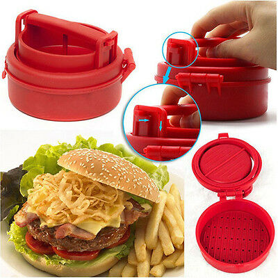 Home Kitchen Meat and Poultry Burger Press Hamburguer Maker Machine Cooking Tool