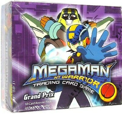 Mega Man Grand Prix Booster Box (24)