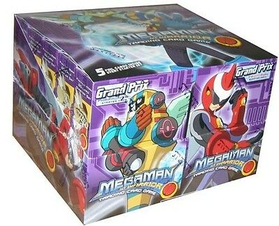 Mega Man Grand Prix Starter Box (10)
