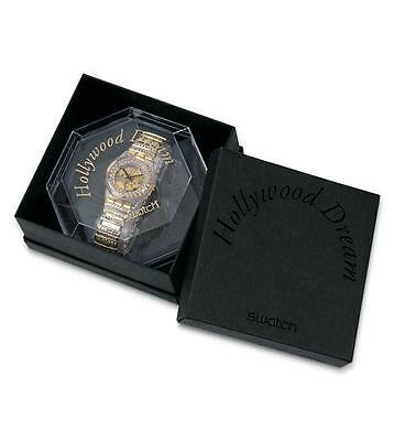 """Swatch Special """"hollywood Dream"""" Gz116 Pack 9,999 Sets High Value Rarity!!!!!!!!"""