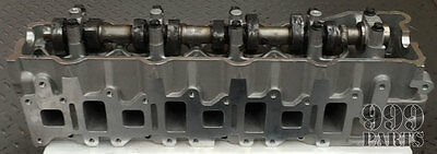 New Assembled Mitsubishi 4M40 Turbo Cylinder Head - With VRS Gaskets Set & Bolts