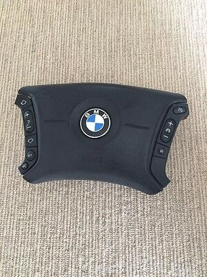 BMW E46 Airbag with multi function controller