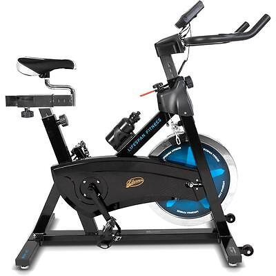 Lifespan Exercise Spin Commercial Bike Fitness Home Gym Machine Flywheel Bicycle