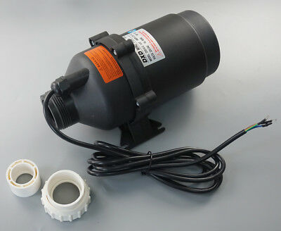 DXD-6 G  1.0HP air blower CAT AMPS 2.9-3.7