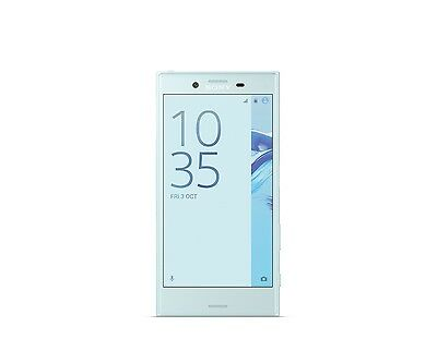 SONY XPERIA X Compact in Farbe Mist Blue Handy DUMMY Attrappe - Requisit, Deko