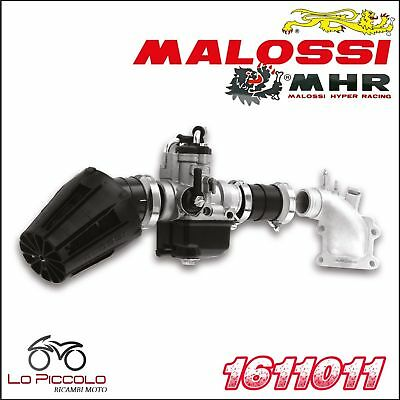 1611011 CARBURATORE COMPLETO MALOSSI MHR PHBL 25 BS YAMAHA BW'S 50 2T euro 0-1