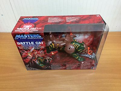 He-man battle cat Masters Of The Universe MOTU new