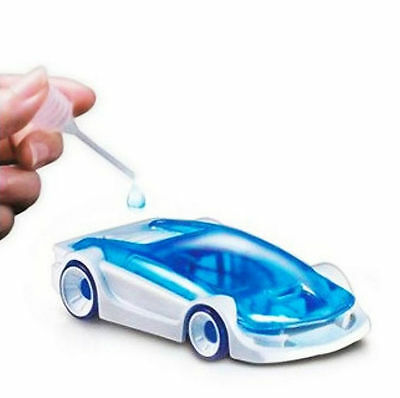 New OWI DI Green Energy Toys Salt Water Fuel Cell Car DIY Kits 2015 AC