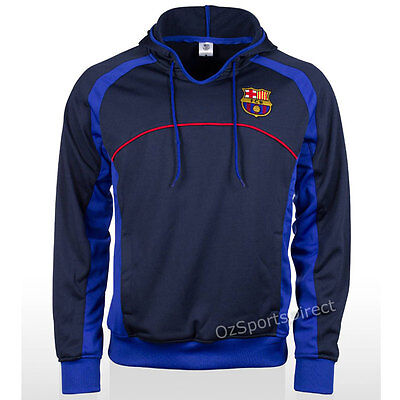 Barcelona FC 2015 Supporter Hoodie Size 3XL