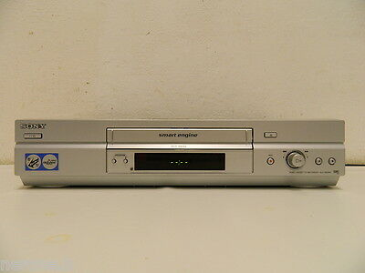 Sony Slv-Se640 Videoregistratore Video Cassette Recorder Vhs #b455