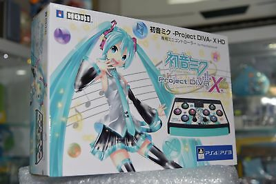 Official Mini Controller Joystick for PS4 Hatsune Miku Project Diva X HD PS VR