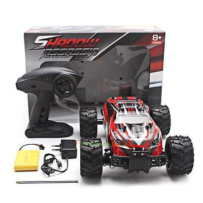 Toys 1/16 4WD High Speed Radio Plastic Remote Control RC RTR Truck Car Off Roads