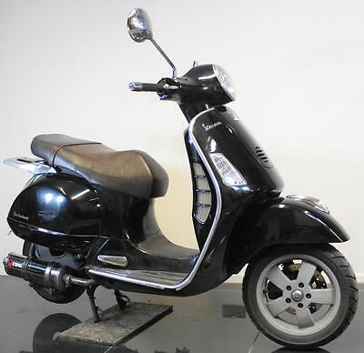 2004 04 Vespa Gt 125 Granturismo Learner Legal Project/scooter Spares/repair Gts