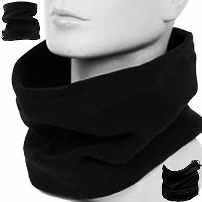 Unisex Mens Womens Neck Warmer Motorbike Cycling Tube Ski Scarf Balaclava Snood
